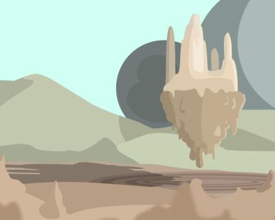 Minimalistyczne scenerie